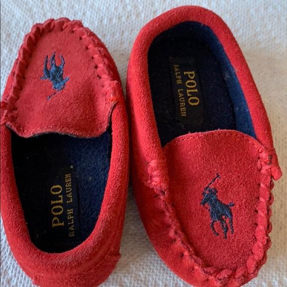 Ralph Lauren Shoes | Leather Baby